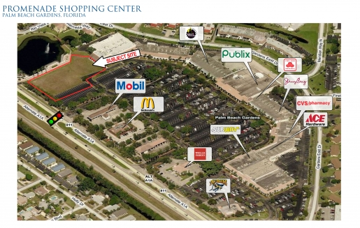 Atlantic Commercial Group Inc Commercial Real Estate South Florida Outparcel Promenade